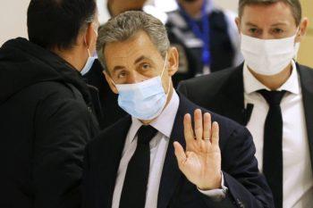 """Nicolas Sarkozy reconnu coupable dans l'Affaire des """"écoutes"""""""