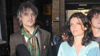 """Pete Doherty et Katia de Vidas se sont dit """"oui"""" : ce joli détail très atypique du voile de la mariée"""