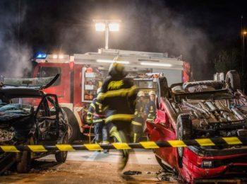 Haute-Vienne :  une famille entière trouve la mort dans un accident de la route