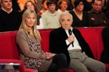 """Charles Aznavour : sa fille Katia """"toujours sous le choc"""" trois ans après la disparition du chanteur"""