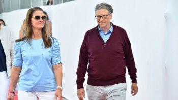 Bill Gates et sa femme Melinda annoncent leur divorce après 27 ans de mariage