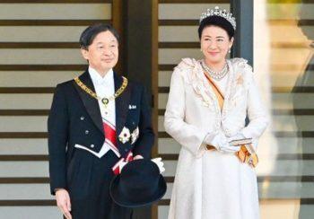 Mariage royal : Naruhito et Masako, la descente aux enfers d'une princesse au Japon
