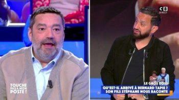 """Stéphane Tapie chroniqueur dans """"TPMP"""" : ce procès qui le pousse à tout quitter..."""
