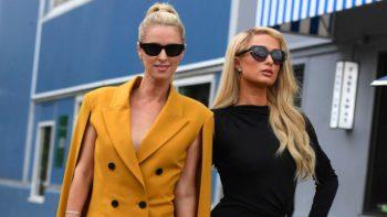 Fini les front row pour Paris Hilton et sa soeur, elles s'approprient désormais un nouveau terrain