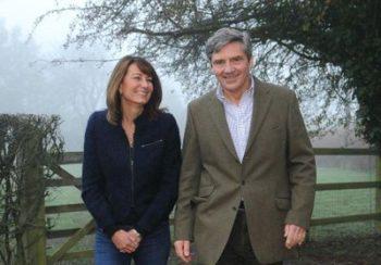 Mariage royal : Carole et Michael Middleton, la bonne fortune des parents de Kate