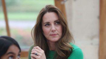Kate Middleton glamour : elle recycle habilement une robe de son créateur préféré