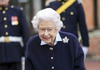 Elisabeth II : sa première sortie publique depuis son retour au château de Windsor
