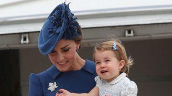 Kate Middleton : ces occasions où elle a accordé son look à celui de sa fille Charlotte