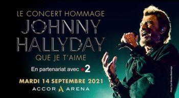 « Johnny Hallyday – Que je t'aime » : artistes et invités du concert de France 2 ce soir, mardi 14 septembre 2021