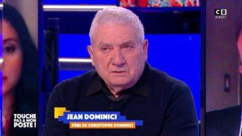 TPMP : la colère du père de Christophe Dominici contre la psy et la femme de son fils