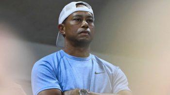 Tiger Woods hospitalisé après un terrible accident de voiture