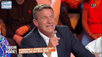 """""""Elle a le cul entre deux tombes"""" : Benjamin Castaldi se paye Laeticia Hallyday"""