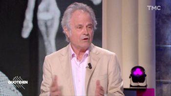 Franz-Olivier Giesbert : ce surnom lourd de sens qu'il donne à Bernard Tapie