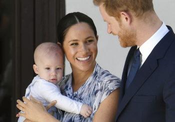 Meghan Markle et Harry : comment Archie a réagi à la naissance de Lilibet Diana