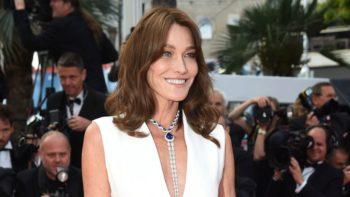 Carla Bruni : l'épouse de Nicolas Sarkozy se confie sur l'éducation de ses enfants