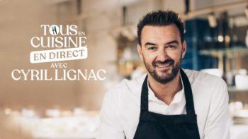 « Tous en cuisine » : les nouvelles recettes de Cyril Lignac dans le livre «Fait Maison n°4»