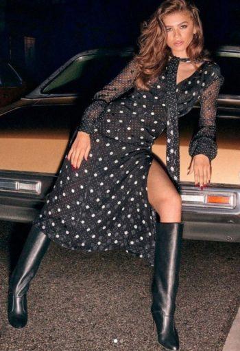Notre sélection inspirée par Zendaya pour porter la robe à pois