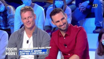 """""""Mais je t'emm*rde"""" : Matthieu Delormeau vexé par Bruno des """"12 coups de midi"""", il prend la mouche dans TPMP !"""