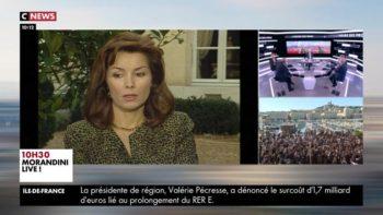Bernard Tapie :l'interview prémonitoire de sa femme qui avait peur pour lui