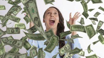 Elle remporte deux fois 2 millions de dollars… le même jour avec les mêmes numéros