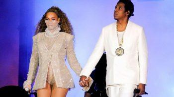 Beyoncé et Jay-Z : ils dévoilent une rare photo de Blue Ivy, Rumi et Sir, leurs trois enfants
