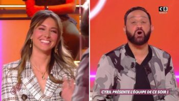 Delphine Wespiser : Cyril Hanouna se paye son compagnon en le charriant sur son âge