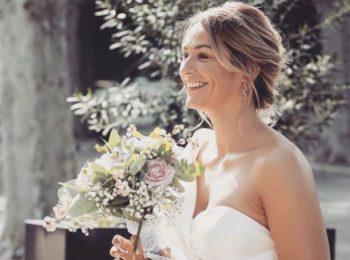 Laure (Mariés au premier regard) : les boucles d'oreilles qu'elle portait le jour de son mariage ne coûtent que 25E !