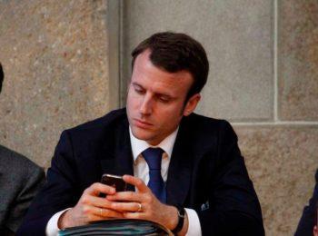 Cyril Hanouna dévoile le contenu de ses derniers textos envoyés à Emmanuel Macron