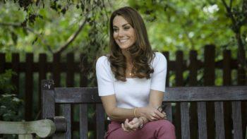 Kate Middleton : elle ressort sa blouse Whistles portée pour ses fiançailles onze ans après