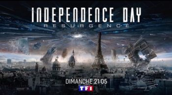 « Independence Day Resurgence » en mode rediffusion ce soir sur TF1