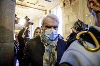 Bernard Tapie de retour au tribunal pour son procès en appel dans l'affaire du Crédit Lyonnais