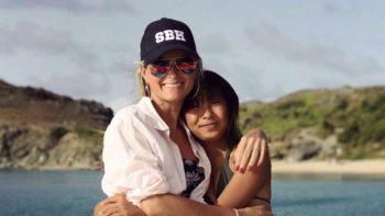 Laeticia Hallyday protectrice : elle évoque les photos dénudées de Jade sur les réseaux sociaux