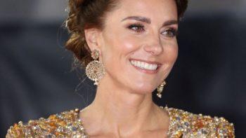 Kate Middleton à l'avant-première de James Bond : sa sublime robe mise en vente, pouvez-vous vous l'offrir ?