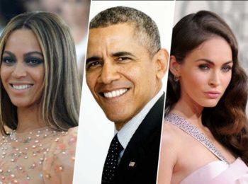 Beyoncé, Barack Obama, Megan Fox... toutes ces stars internationales ont des origines françaises sauf une !