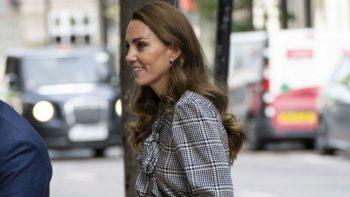 Kate Middleton économe : son dernier look signé Zara fait sensation