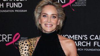 Sharon Stone : ce nouveau look garçonne surprenant qu'elle a adopté