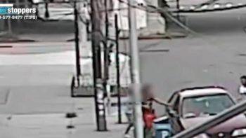 "Une ""wonder maman"" sauve son petit garçon d'un kidnapping en pleine rue de New York"