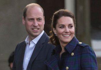 Kate Middleton et le prince William se sont rendus secrètement en France