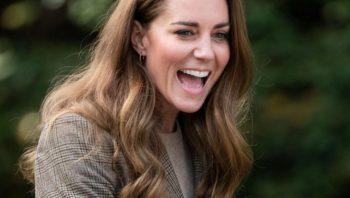 Kate Middleton ressort son look forestier pour sa dernière sortie solo
