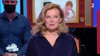 Valérie Trierweiler : elle regrette son tweetgate contre Ségolène Royal