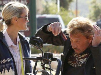 Laeticia Hallyday : l'ex meilleur ami de Johnny balance sur le jour où elle a été menacée par un revolver...