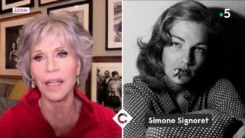 Jane Fonda : ses confidences sur son amitié avec Simone Signoret