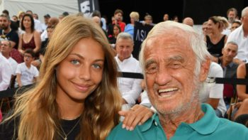 Stella Belmondo partage un cliché déchirant avec son père pour lui rendre hommage
