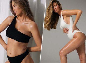 Mathilde Gøhler x NA-KD : la collection de maillots pour les femmes enceintes que tout le monde s'arrache