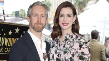 Anne Hathaway : ses rares confidences sur son couple avec Adam Shulman