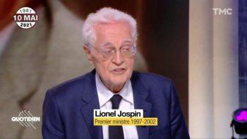 Lionel Jospin : ses confidences sur cette rarissime photo sur laquelle François Mitterrand sourit
