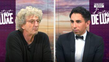 """Richard Berry accusé d'inceste : Élie Chouraqui """"bouleversé"""", il réagit à l'affaire (Exclu vidéo)"""