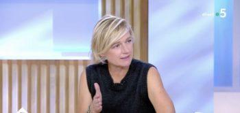 """""""Avec la blonde !"""" : Anne-Elizabeth Lemoine et """"C à Vous"""" atomisées par un ancien candidat de Danse avec les Stars !"""