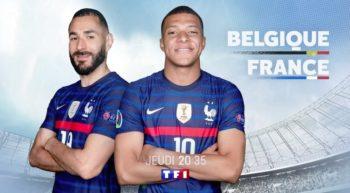 Audiences TV prime 7 octobre 2021 : « Belgique / France » largement en tête devant « Cash Investigation »