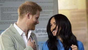 Meghan Markle : ce surnom qu'elle donne à Harry en privé